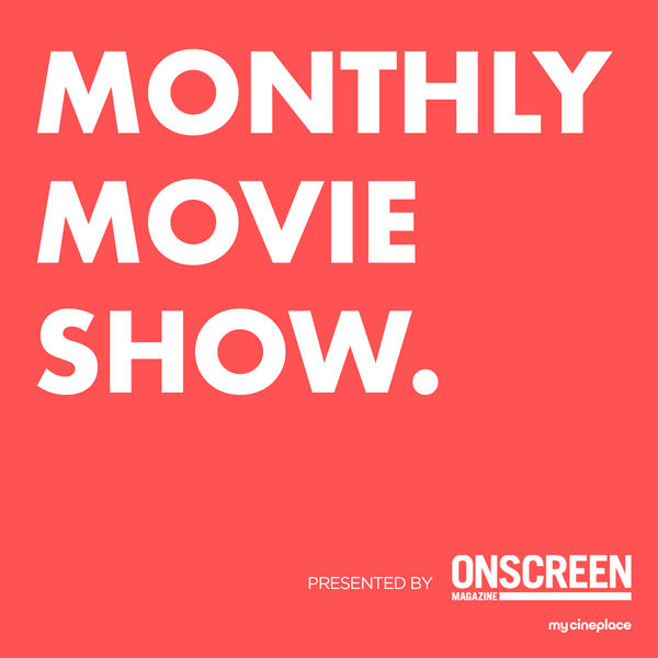 Monthly Movie Show Podcast Artwork Image