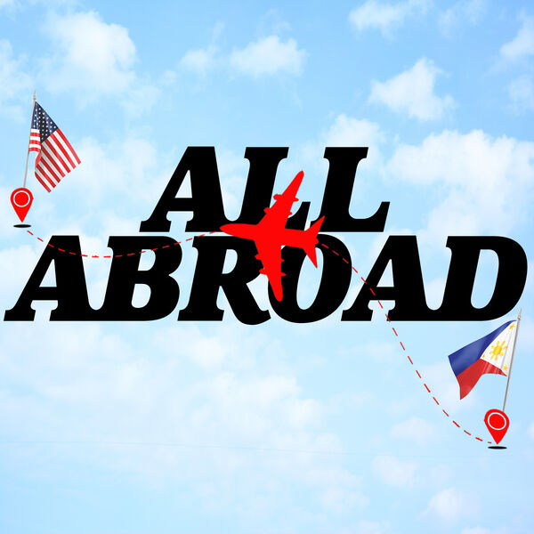 All Abroad Podcast Artwork Image