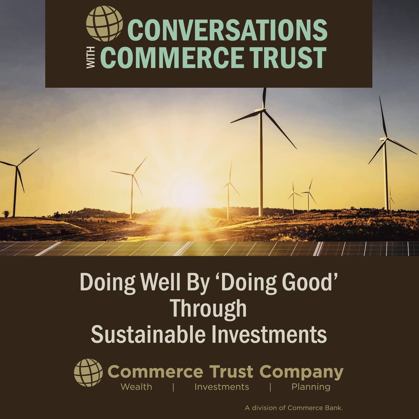 Sustainable Investing: Doing Well By 'Doing Good'