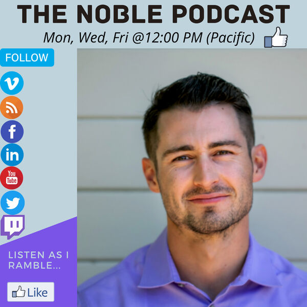 Noblepod Podcast Artwork Image
