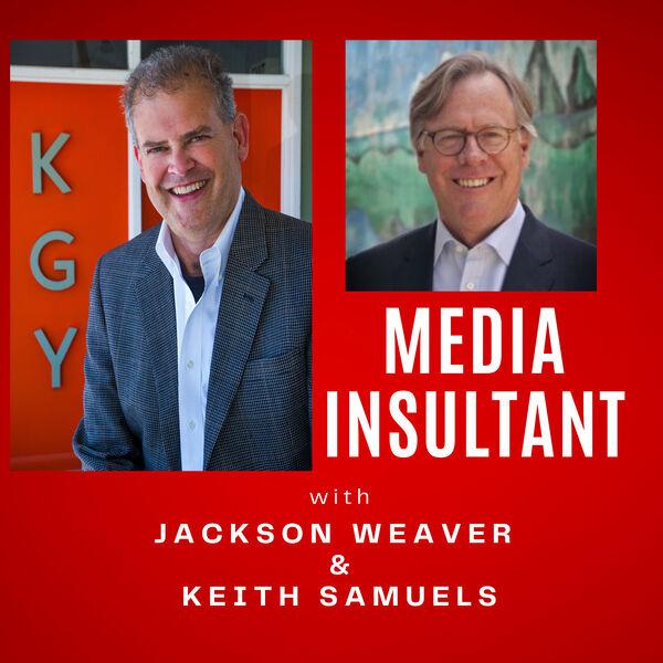 Media Insultant Podcast Artwork Image