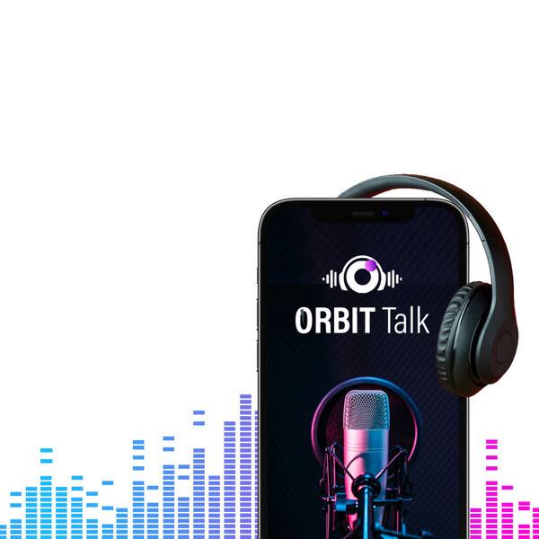 Orbit Talk Podcast Artwork Image
