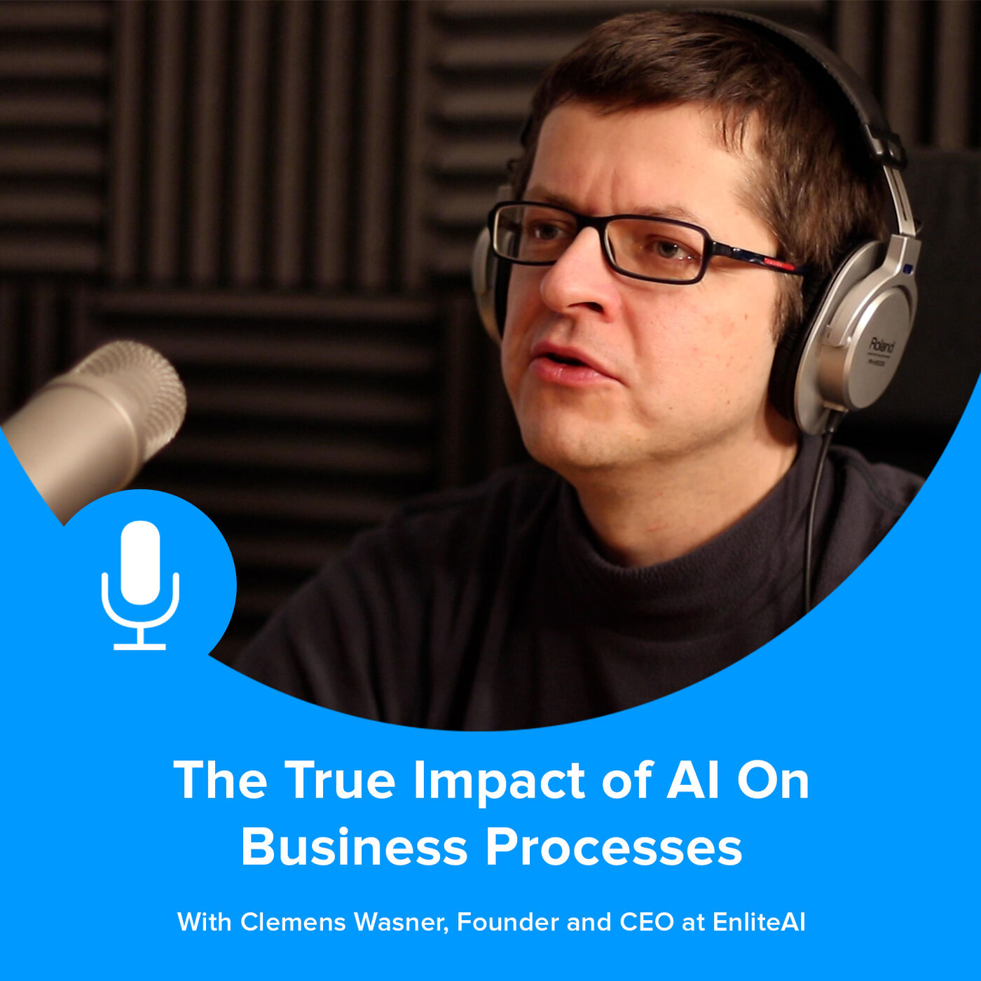 The True Impact of AI On Business Processes // Anyline, Anytime
