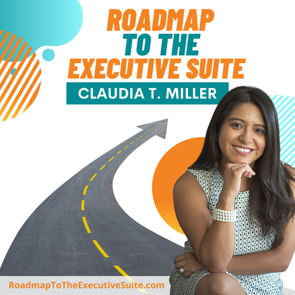 Roadmap to the Executive Suite Podcast Artwork Image