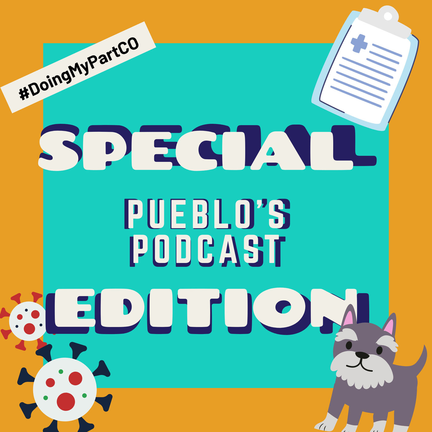 Special Edition Coronavirus in our Community 3: The Supporting Pueblo Marketplace