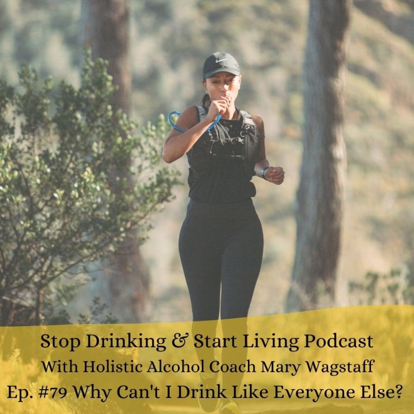 Ep. #79 Why Can't I Drink Like Everyone Else?
