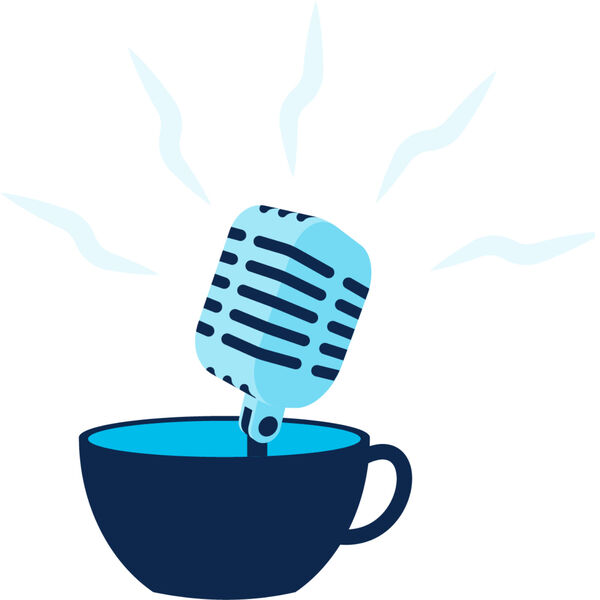 Conversations & Coffee Podcast Artwork Image