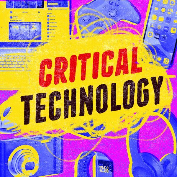 Critical Technology Podcast Artwork Image