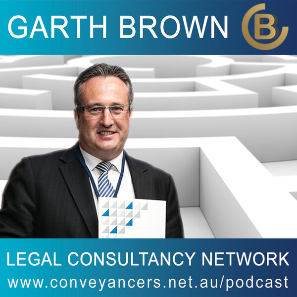 Garth Brown Legal Consultancy Network Podcast Podcast Artwork Image