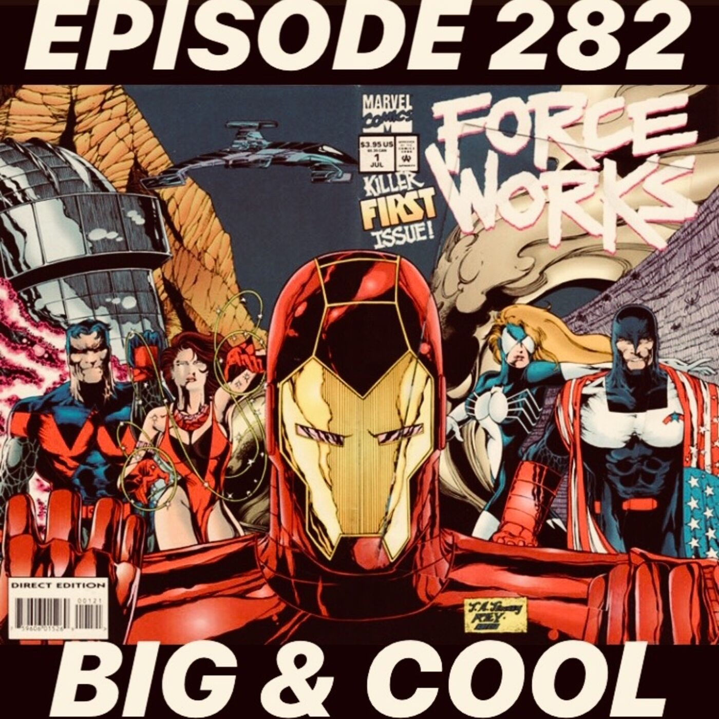 "Ep.282 ""Big & Cool with Tom Tenney"""