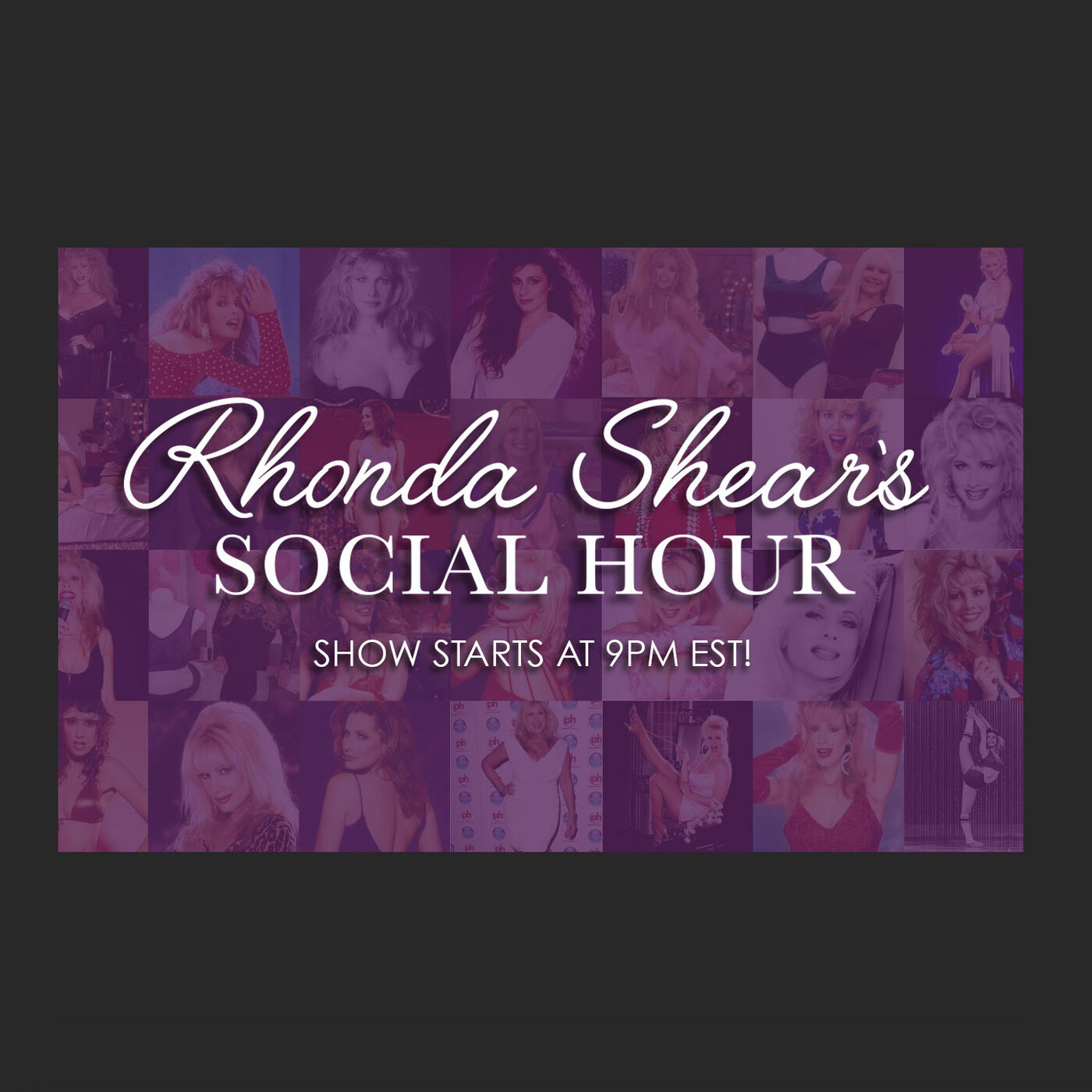 Rhonda Shear Social Hour #1 2020 - Gilbert Godfrey, Traci Bingham and Linnea Quigley