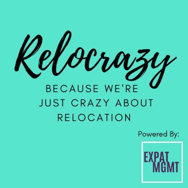 Relocrazy  Podcast Artwork Image