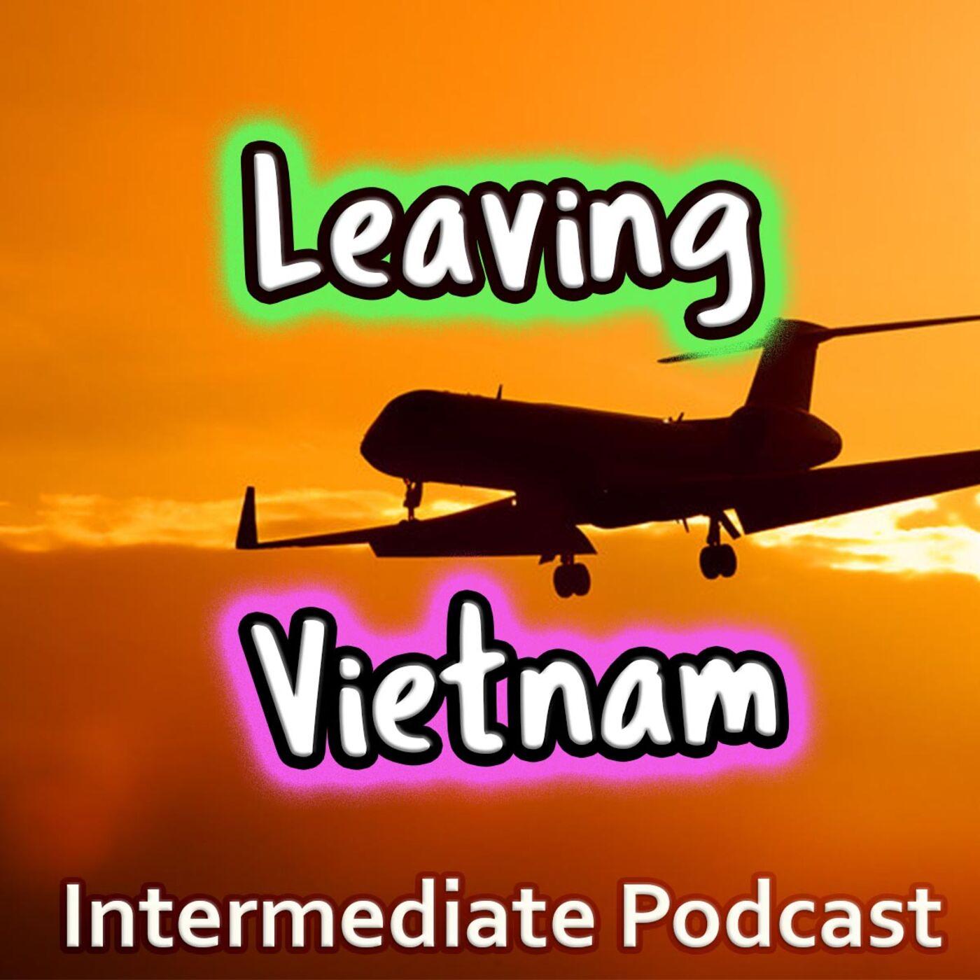 My Journey Leaving Vietnam (Pre-Intermediate Storytelling)