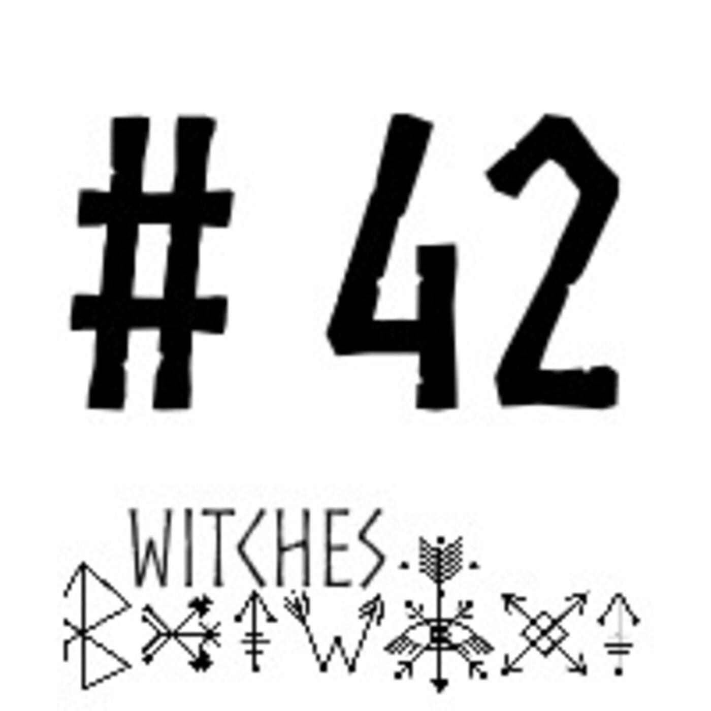 WBTWXT EP #42 - Saving the world with magic