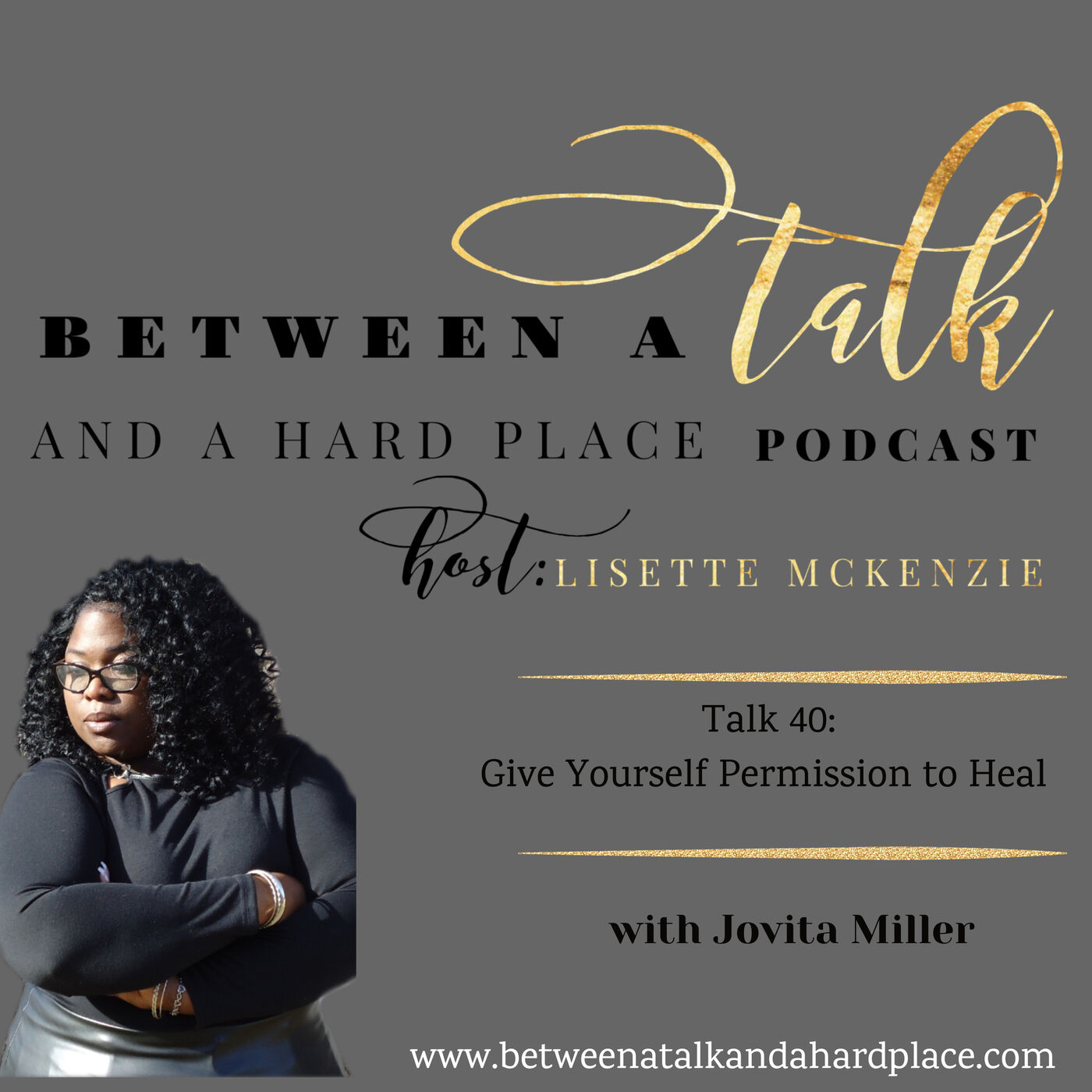 Talk 40: Give Yourself Permission to Heal