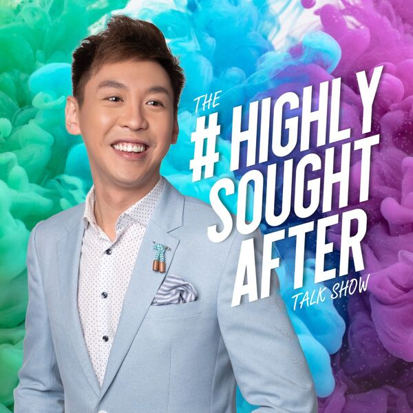 The #HighlySoughtAfter Talk Show Podcast Artwork Image