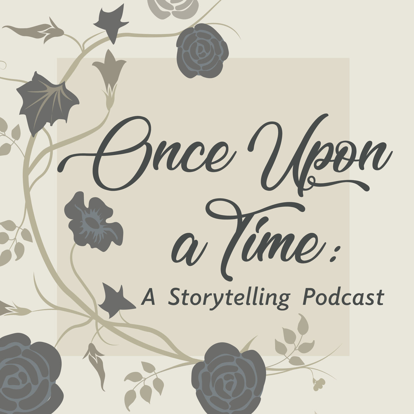 Once Upon A Time: A Storytelling Podcast
