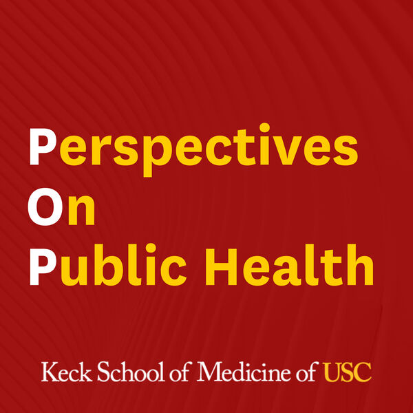 POP: Perspectives on Public Health Podcast Artwork Image