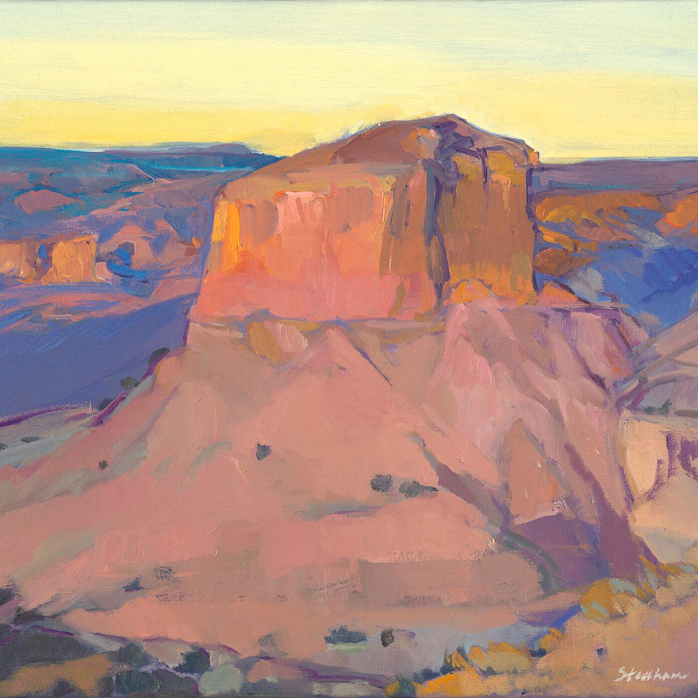 Kathryn Stedham: Santa Fe Oil Painter (Part Two) - Epi. 151, Host Dr. Mark Sublette