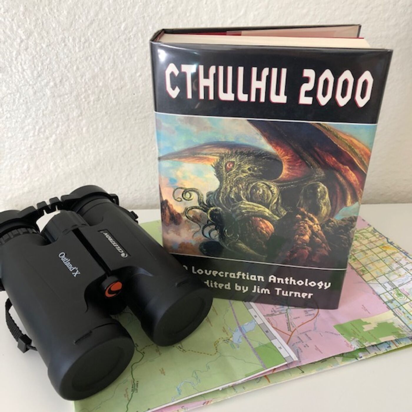 Ep 41 - Cthulhu 2000: F. Paul Wilson and Ramsey Campbell