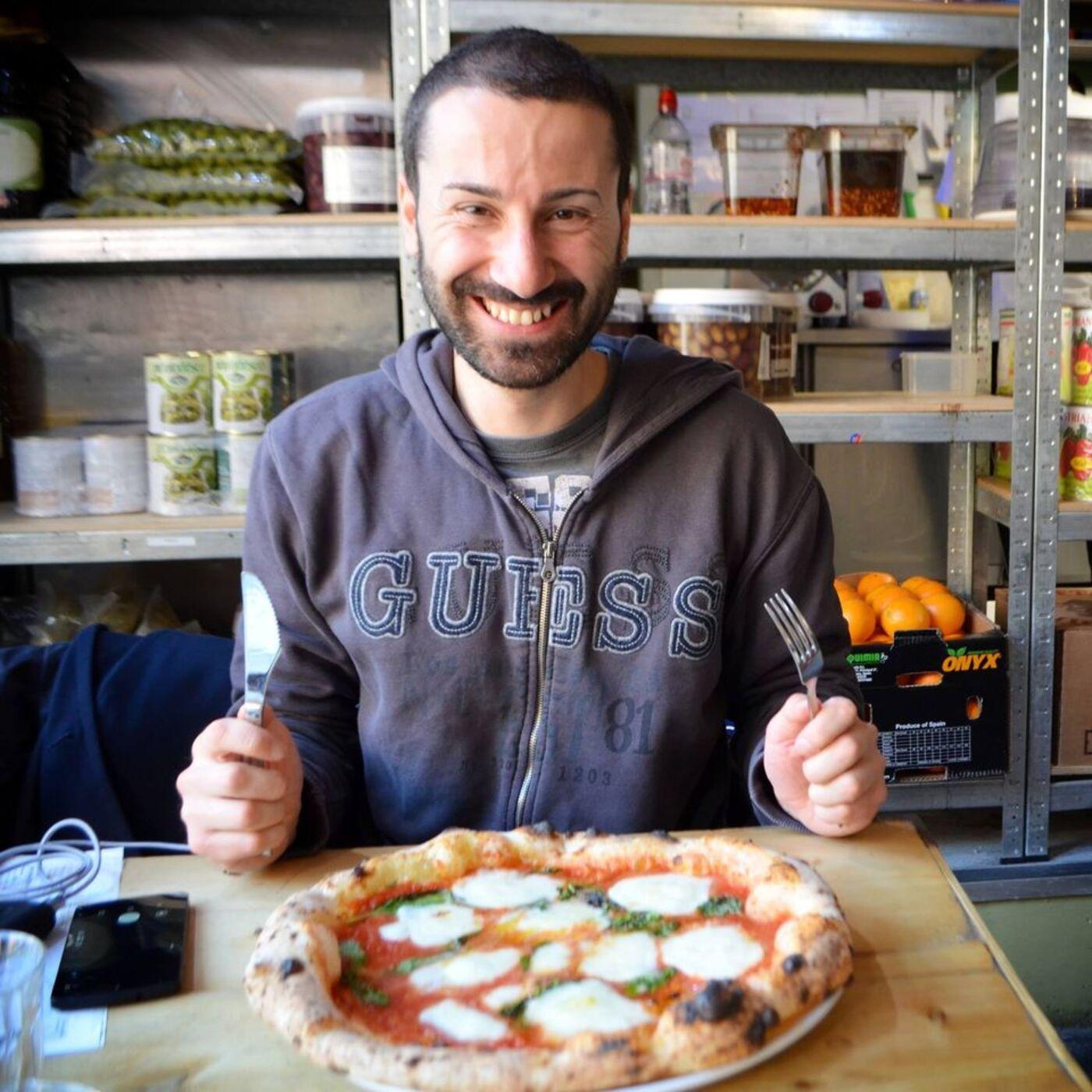 Ep. 8 - La pizza napoletana nel mondo con Giuseppe di Pizza Dixit