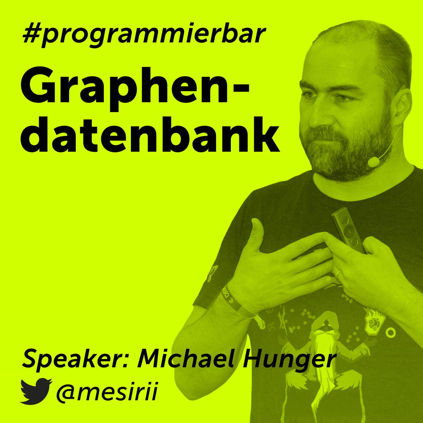 Folge 61 - Graphdatenbanken mit Michael Hunger von Neo4j