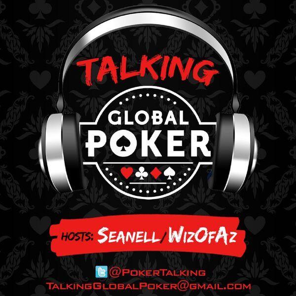Talking Global Poker Podcast Artwork Image