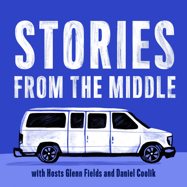 Stories From The Middle Podcast Artwork Image