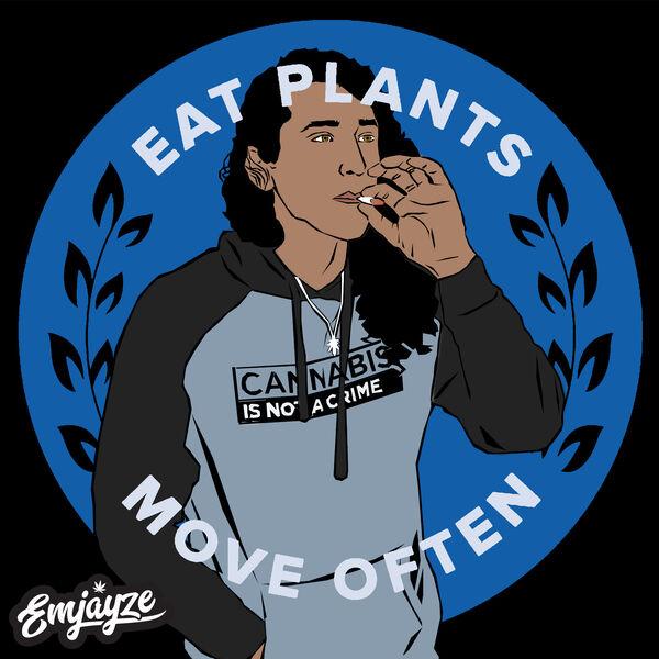 Eat Plants Move Often Podcast Podcast Artwork Image
