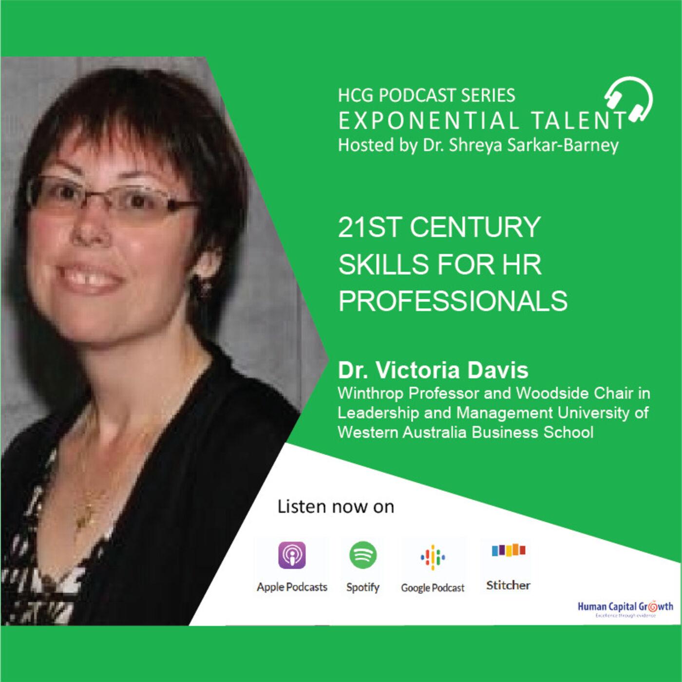21st Century Skills for HR Professionals