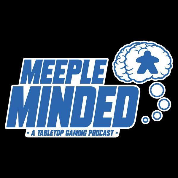 Meeple Minded Podcast Artwork Image