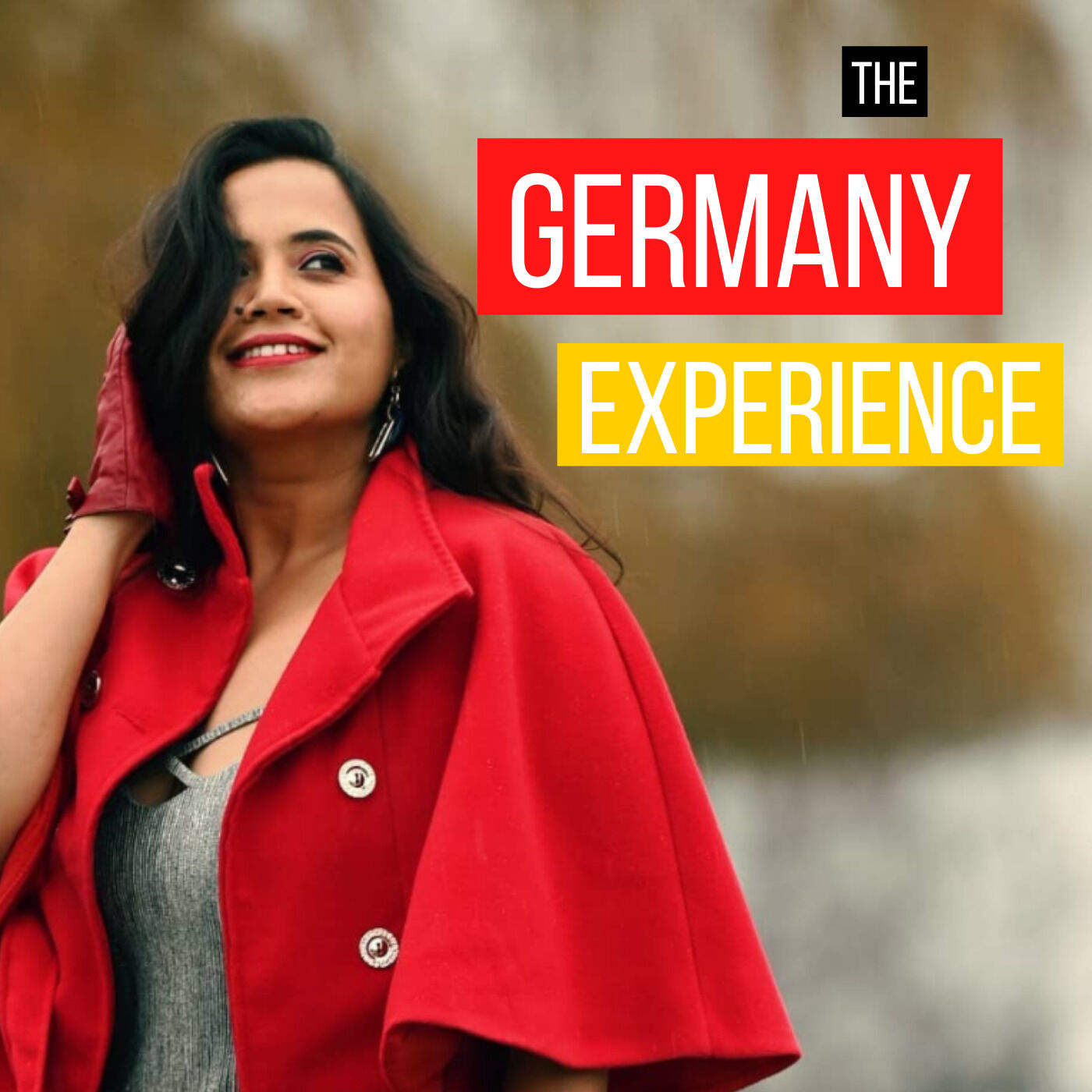 """Germany chose me"" (Sneha from India)"