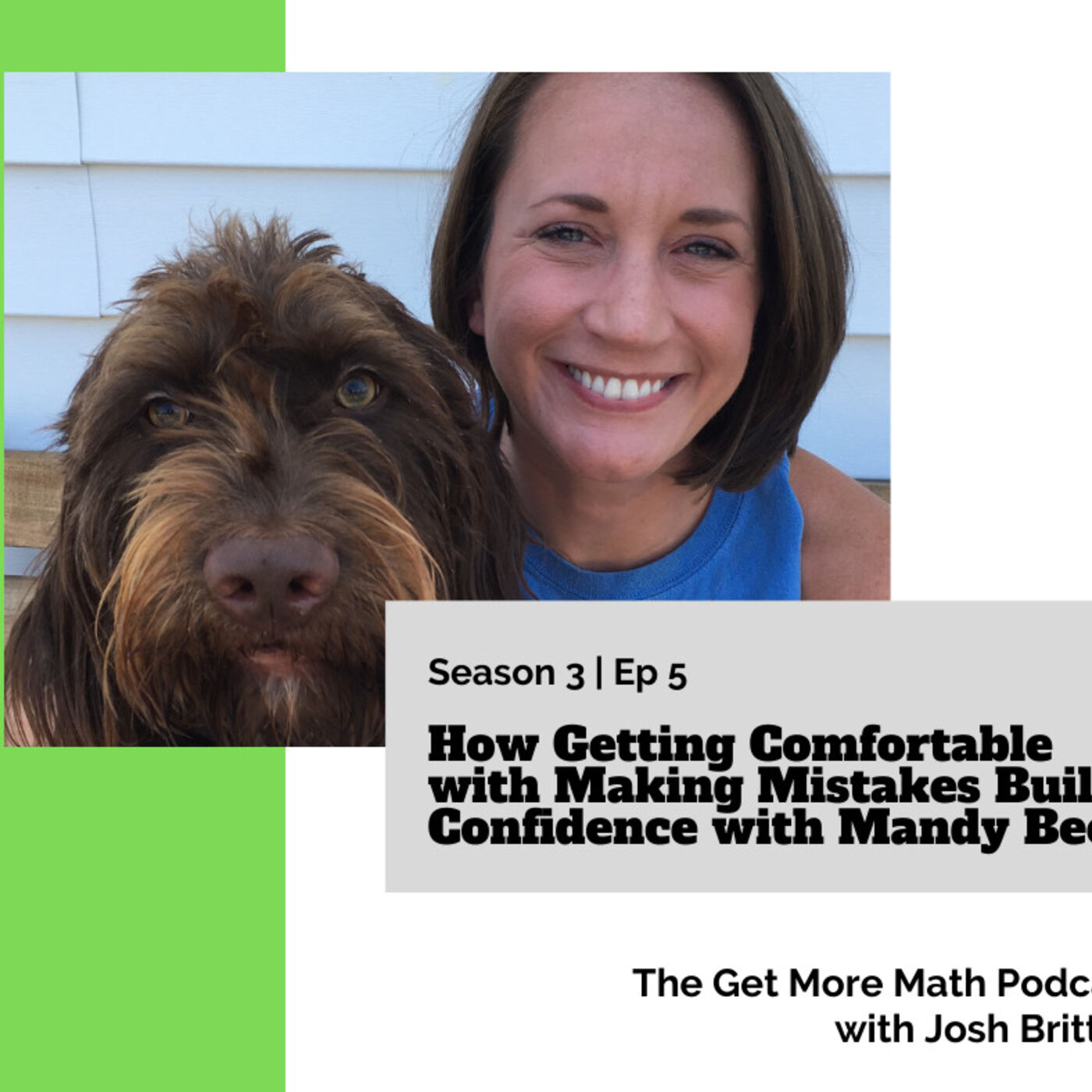 How Getting Comfortable with Making Mistakes Builds  Confidence with Mandy Beck