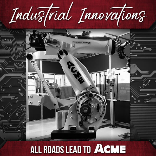 Industrial Innovations  Podcast Artwork Image
