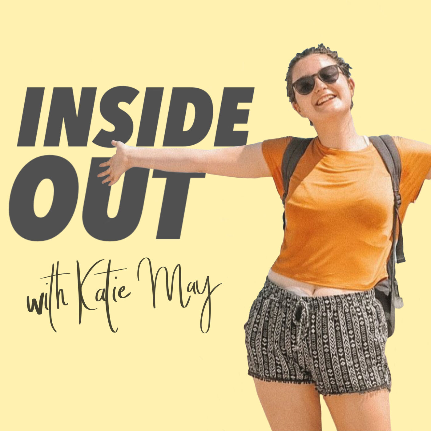 Inside Out with Katie May; Navigating Wellbeing with Chronic Illness
