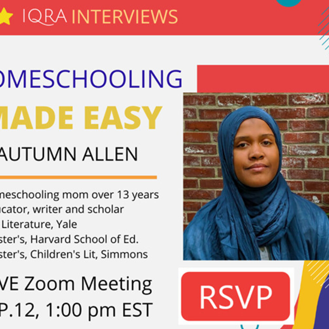 Homeschooling Made Easy | Interview with Ms. Autumn Allen