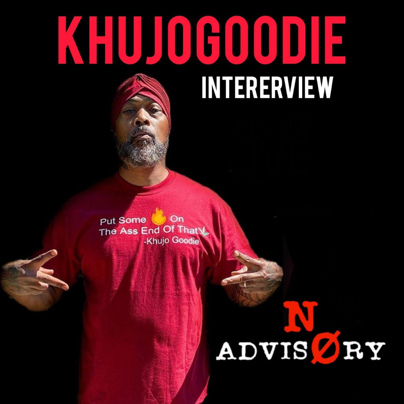 Exclusive Interview with Hip Hop Legend Khujogoodie