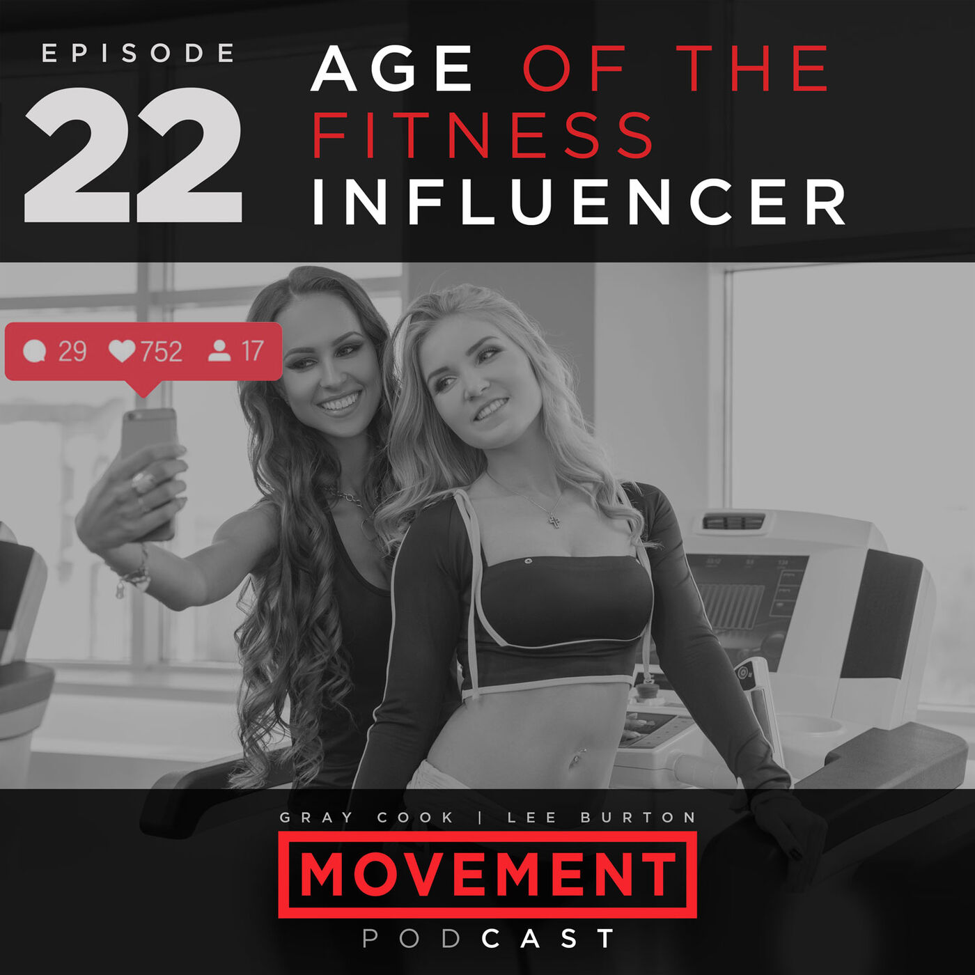 Age of the Fitness Influencer