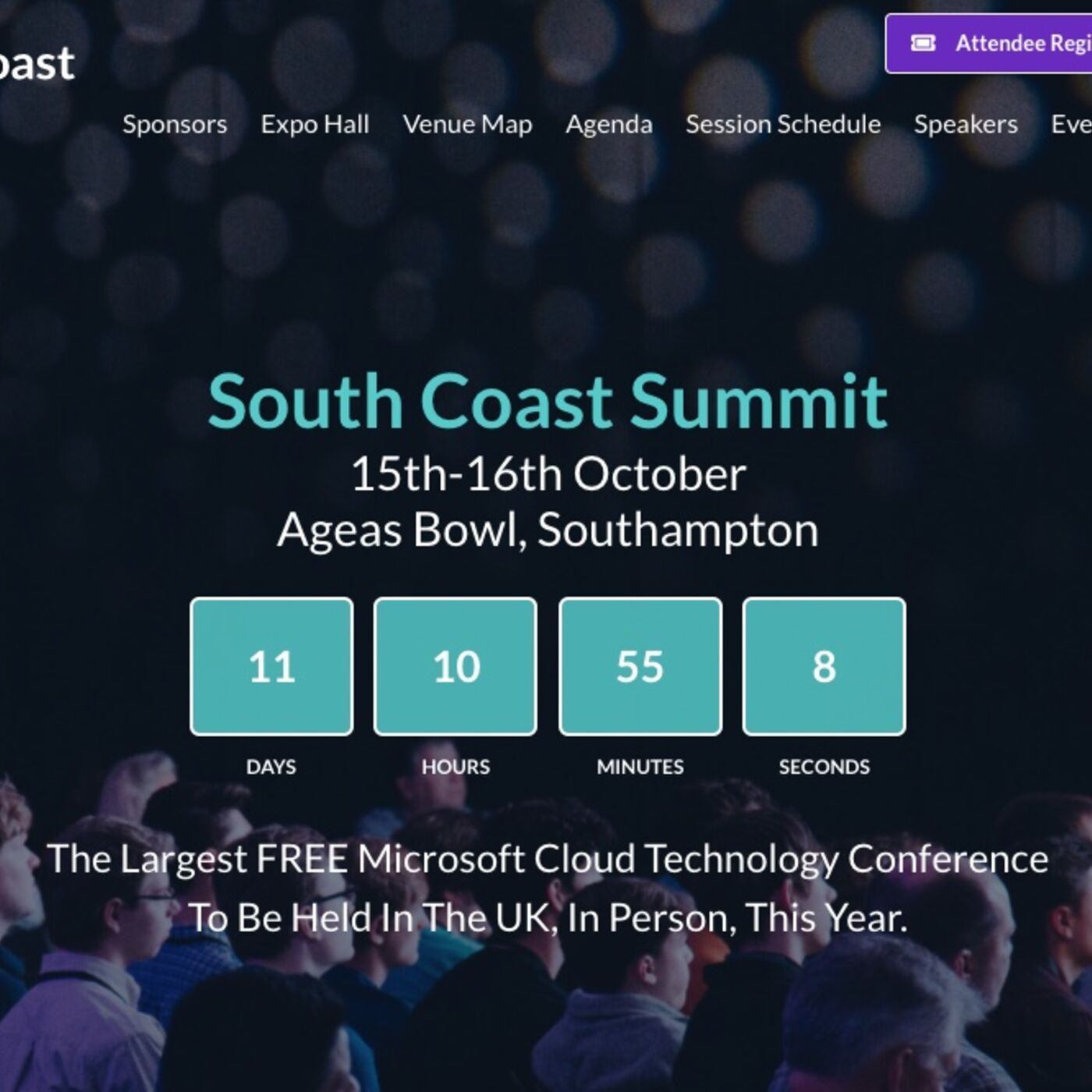 Show 43 - Part 2: Our picks for South Coast Summit