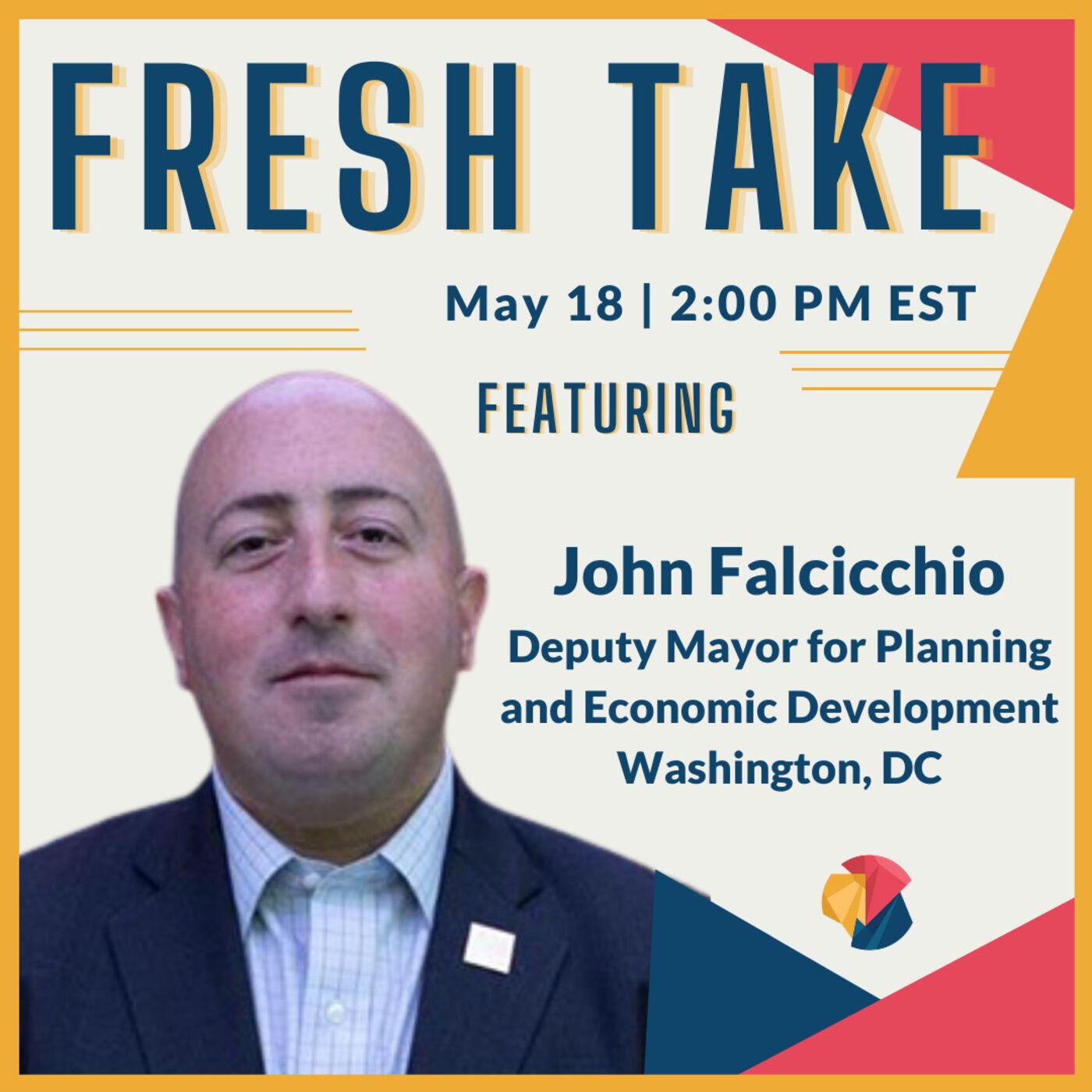 Fresh Take ft. John Falcicchio