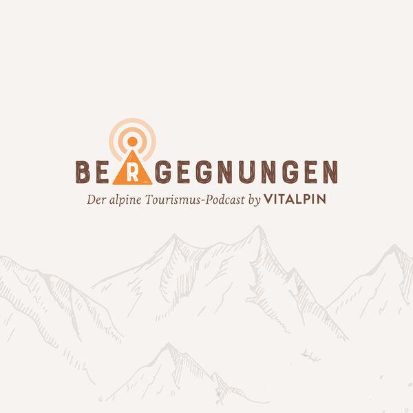 "Vitalpin: ""Be/r\gegnungen"" Podcast Artwork Image"