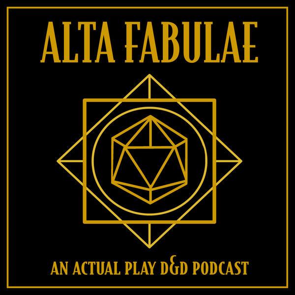 Alta Fabulae Podcast Artwork Image