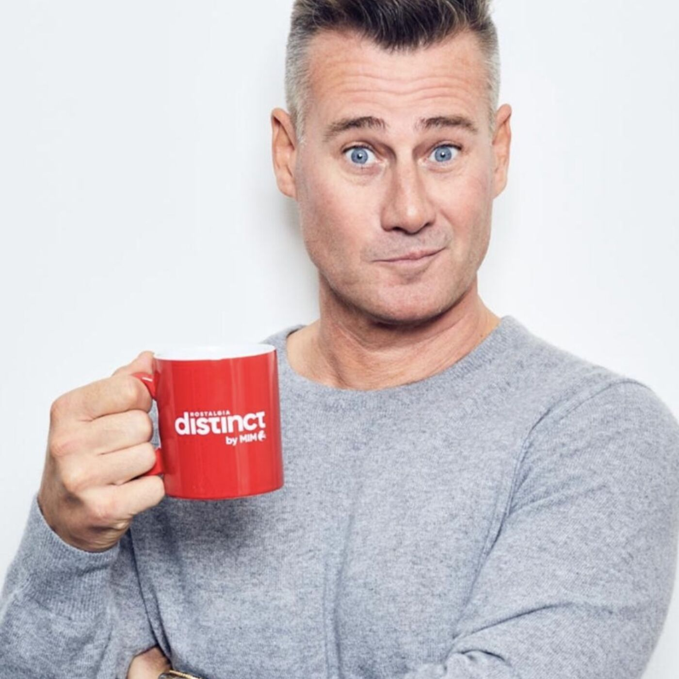 Nostalgic for the 90s: Tim Vincent on Blue Peter, Emmerdale, Hollywood, his new comedy show - and Donald Trump!