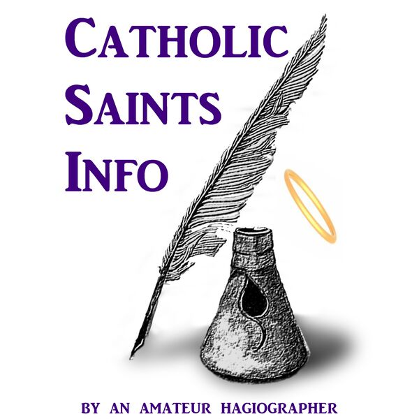 Catholic Saints Info Podcast Artwork Image