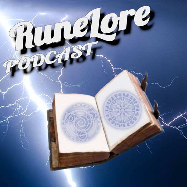 RuneLore Podcast Podcast Artwork Image