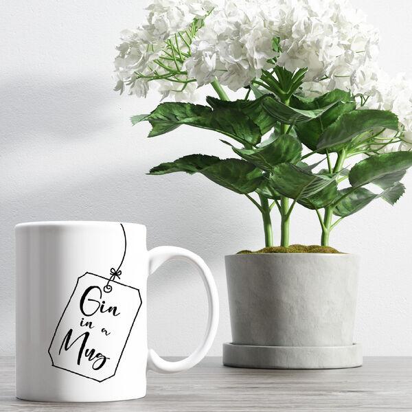 Gin in a Mug Podcast Artwork Image