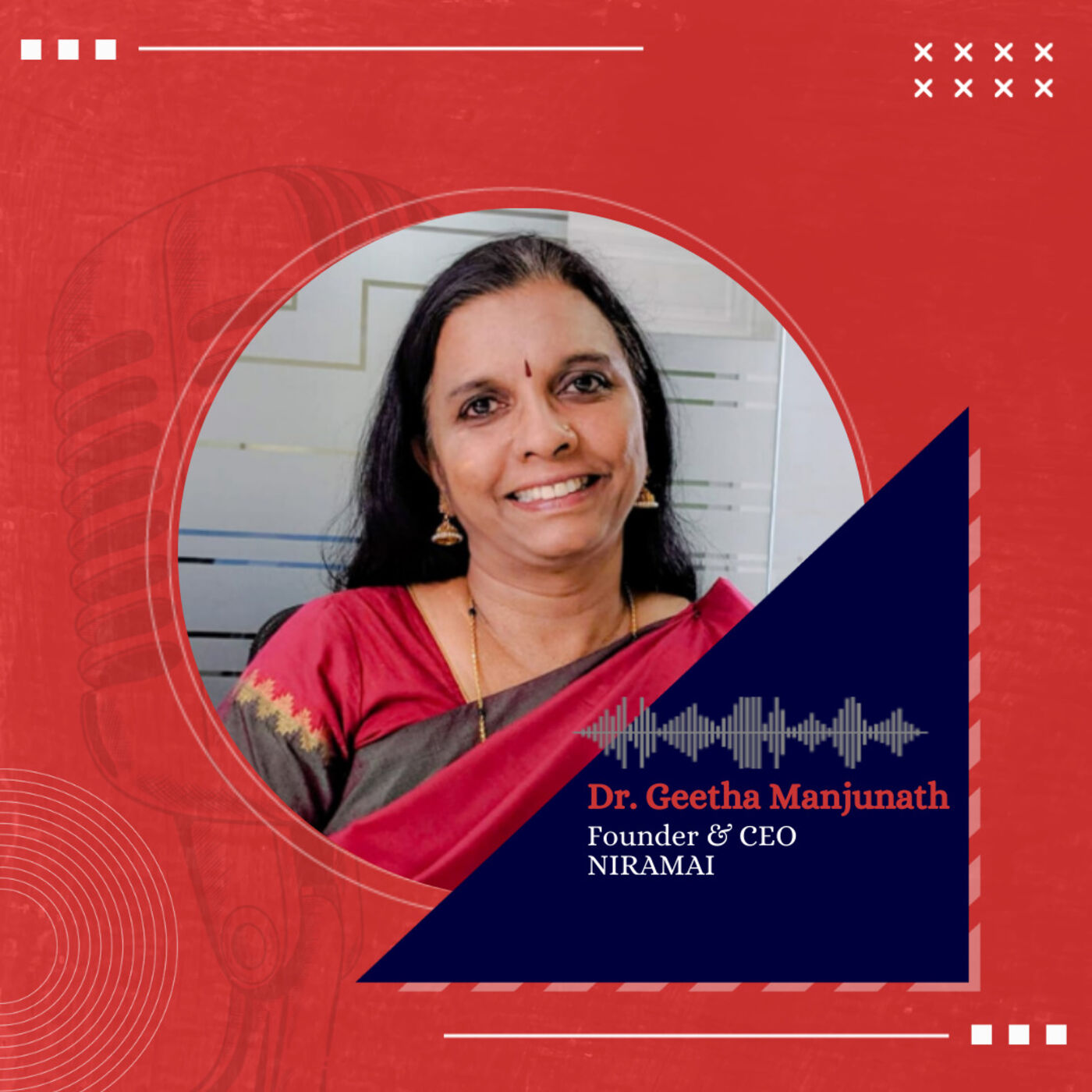 Dr. Geetha Manjunath on building Niramai, the most affordable product for breast cancer detection in the world
