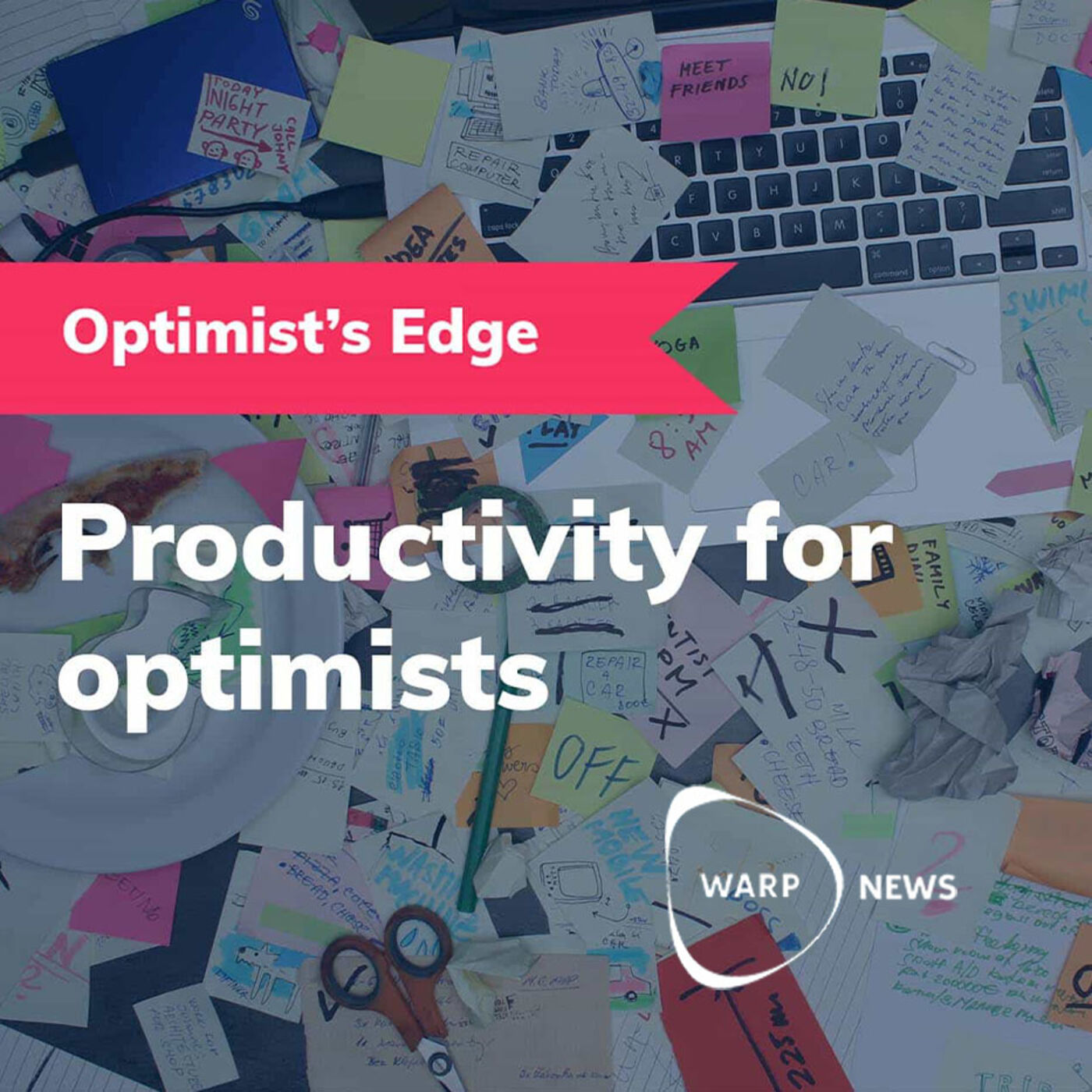 💡 Optimist's Edge: Find your flow and become more productive