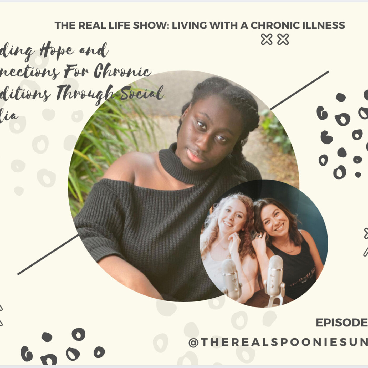 Finding Hope and Connections For Chronic Conditions Through Social Media: An Interview with Renee Dzandzo-Caesar