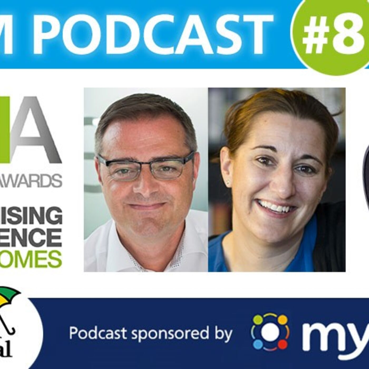 Care Home Awards podcast special from Care Home Management magazine